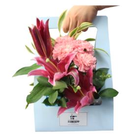 Flower Bloom Box